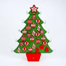 works of ahhh tree ornament advent calendar