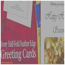 greeting cards awesome how to print greeting cards in word how