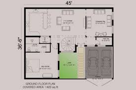House Layout Drawing by House Floor Plan By 360 Design Estate 7 5 Marla House