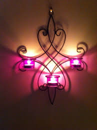 wall decor candles candle wall decor bring the beauty inside