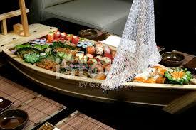 cuisine bateau sushi poisson caviar bateau voile photos freeimages com