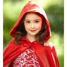 halloween treat ideas for kids red riding hood costume little