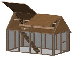 double story ark chicken coop design backyard chickens