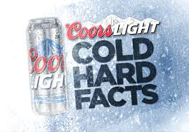 coors light cold hard facts compositing