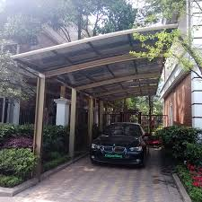 Car Port For Sale Luxury Single Car Carport For Sale Aluminum Alloy Frame And Poly