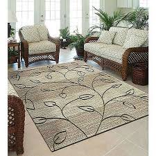 Indoor Outdoor Rug Orian Stonebrook Area Indoor Outdoor Rug Driftwood Walmart Com