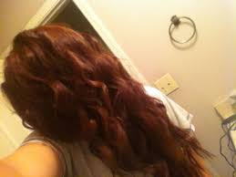 coke in curly hair love hair color curls cherry coke medium hair styles ideas 39803