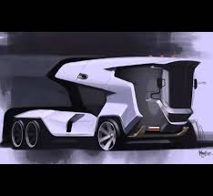 Future Semi Truck Concepts Br 101 Caminhoes Pinterest Semi