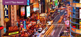 shopping in new york from 556pp incl 4nts at 5 times square