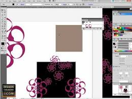 adobe illustrator for fashion and textile design print for flat