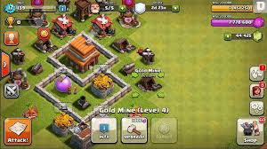 coc village layout level 5 clash of clans town hall 4 5 6 base layouts video dailymotion
