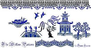 the willow pattern history and collecting the willow pattern