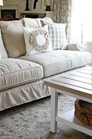 White Slipcovered Sofa by Sofas Center Breathtaking Slip Covered Sofa Photos Ideas White