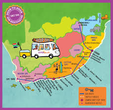 Pretoria South Africa Map by Travelling Around South Africa With Baz Bus Marshmallow Travels