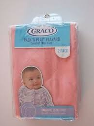 Graco Changing Table Pad New Graco Pack N Play Playard Pink Changing Table Pads 2 Pack
