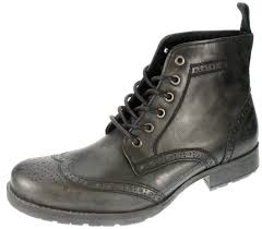 mens lace up motorcycle boots tape butley black lace up chelsea ankle boots brogue mens formal