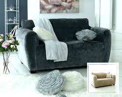recouvre canapé couvre canape agrandir housse lit 3 places maison du monde gifi