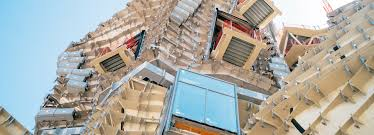 Frank Gehry by Frank Gehry Designed Tower Takes Shape At Luma Arles In France
