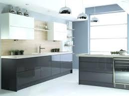 buffet de cuisine gris meuble de cuisine gris anthracite peinture pour cuisine grise meuble