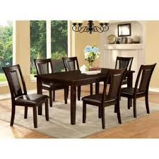 queen anne dining room furniture queen anne kitchen dining room sets for less overstock com