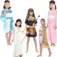 Egyptian Pharaoh Halloween Costume Buy Wholesale Egypt Costumes China Egypt Costumes