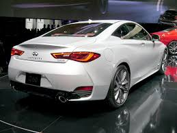 old lexus sports car detroit 2016 infiniti q60 is one of many new coupe debuts car