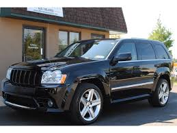 2007 jeep grand cherokee srt8