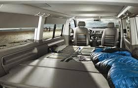 volkswagen van 2016 interior volkswagen transporter california beach debuts autoevolution