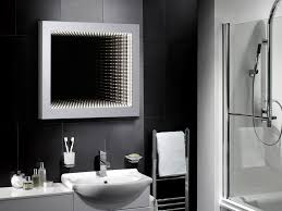 frameless rectangular bathroom mirror view larger image stylish