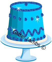 blue glitter birthday cake image inspiration of cake and