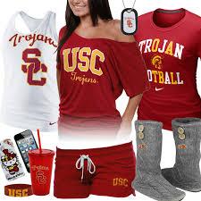 womens boots usc s usc trojans fan gear style collages usc