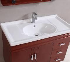 Free Standing Bathroom Sink Vanity Free Standing Three Drawing Customized Bathroom Sink Cabinet B 8670