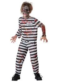child creepy convict costume