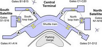 seattle airport terminal map airport terminal map seattle airport terminal map jpg