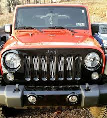 jeep grill art chads custom grill inserts home facebook