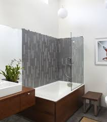 small bathroom ideas with bath and shower unique bathtub and shower combo designs for modern homes