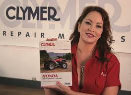 clymer manuals honda trx450 foreman shop service repair