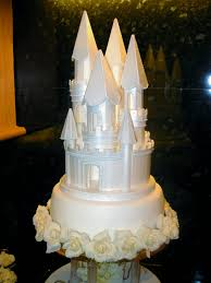 cinderella castle cake topper white castle cake topper readymade so easy to decorate your cakes