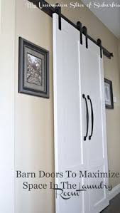 Sliding Barn Doors A Practical Solution For Large Or by Diy Double Barn Door Double Barn Doors Diy Barn Door And Barn Doors