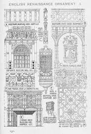 187 best ornaments images on architectural drawings