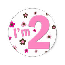 2 year birthday two year craft supplies zazzle