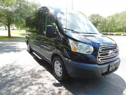 ford transit wagon shuttle bus for sale 2016 ford transit wagon xlt in jacksonville