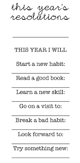 new year s resolutions books free printable family new year resolutions modern parents kids