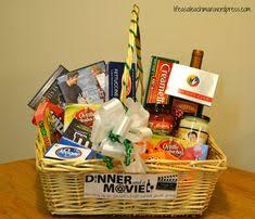 date gift basket ideas date gift basket ooh la la gift chalkboards