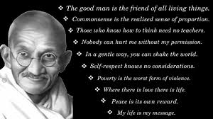 interesting gandhi facts inspired by biography of mahatma gandhi