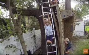 Building A Zip Line In Your Backyard by Video Diy Backyard Zip Line Turn Your Backyard Into An Amusement