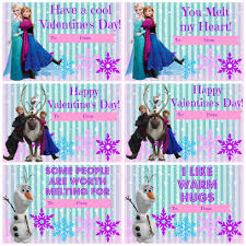 s day cards for school free frozen school s day cards diy party ideas