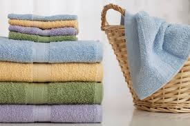 Powder Room Hand Towels Are Your Bath Towels Really Clean After Washing