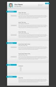 resume html template versatile html resume template open resume templates resume html