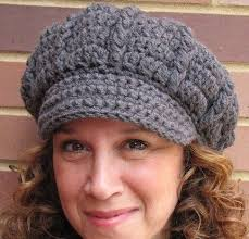 free pattern newsboy cap free crochet pattern for newsboy hat love it patterns